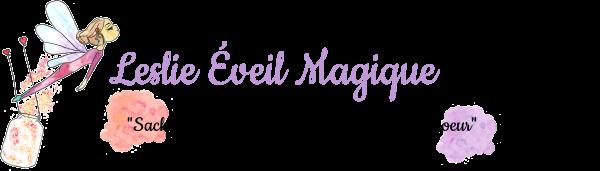 Logo Leslie Éveil Magique